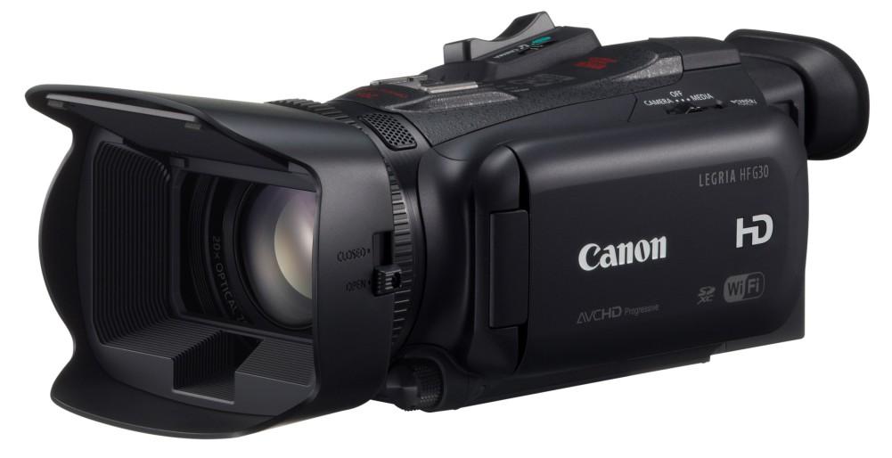0f9e5cc8892 Videokaamera Legria HF-G30